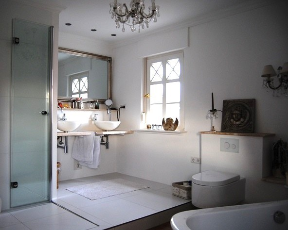 ohne fliesen interesting eclectic bathroom by with ohne. Black Bedroom Furniture Sets. Home Design Ideas