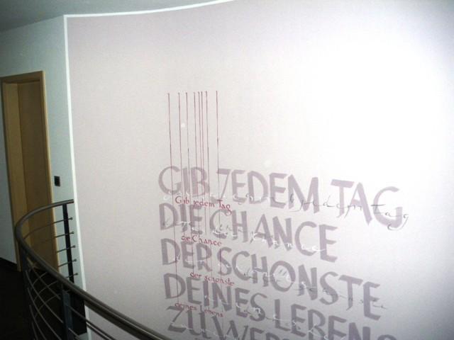 Treppenhaus wände neu gestalten  Treppenhaus Wände Neu Gestalten | loopele.com